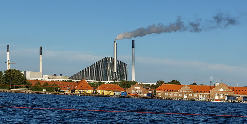 ZEVO Amager v Kodani